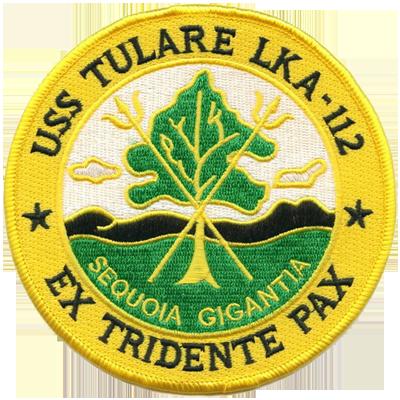 USS Tulare (LKA-112)