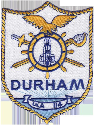 USS Durham (LKA-114)