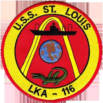 USS St. Louis (LKA-116)
