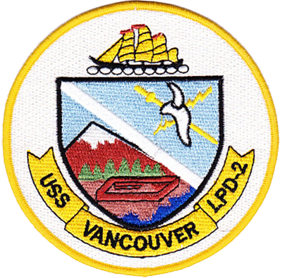 USS Vancouver (LPD-2)