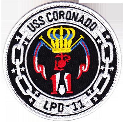 USS Coronado (LPD-11)