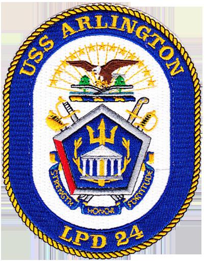USS Arlington (LPD-24)