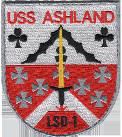 USS Ashland (LSD-1)