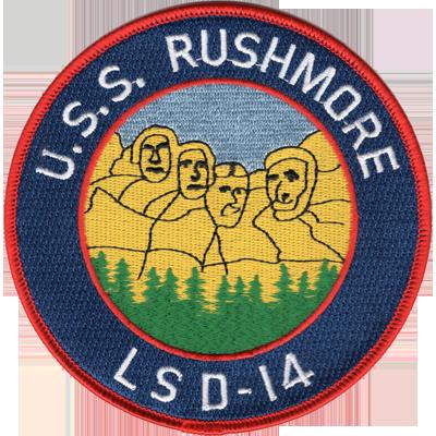 USS Rushmore (LSD-14)