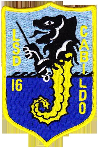 USS Cabildo (LSD-16)
