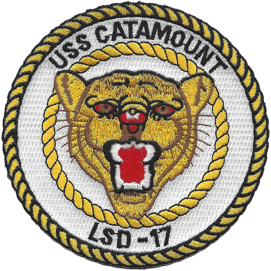 USS Catamount (LSD-17)