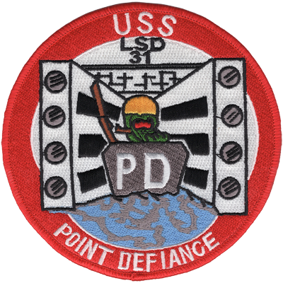 USS Point Defiance (LSD-31)