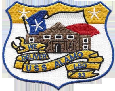 USS Alamo (LSD-33)