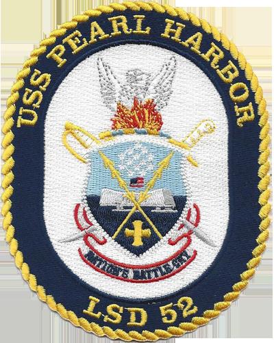 USS Pearl Harbor (LSD-52)