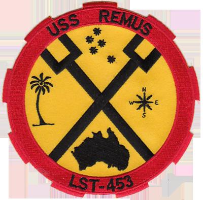 USS Remus (LST-453)