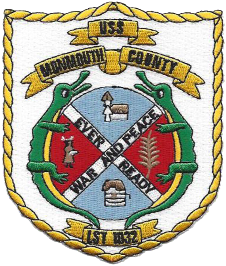 USS Monmouth County (LST-1032)