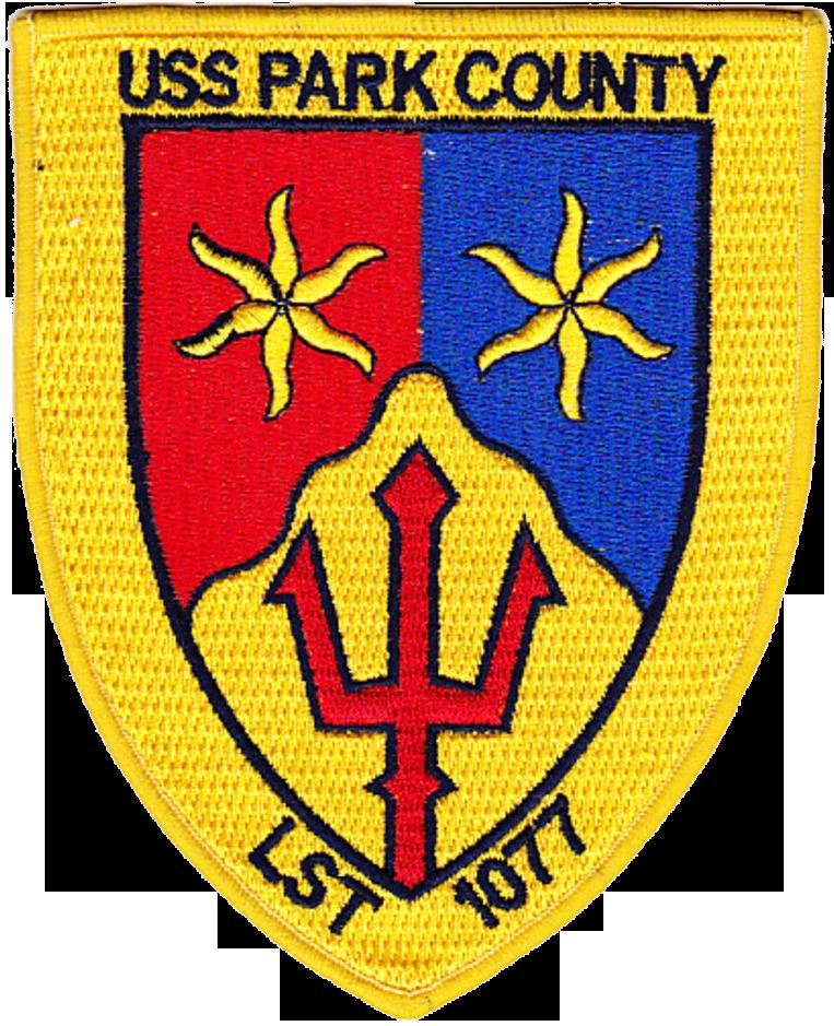 USS Park County (LST-1077)