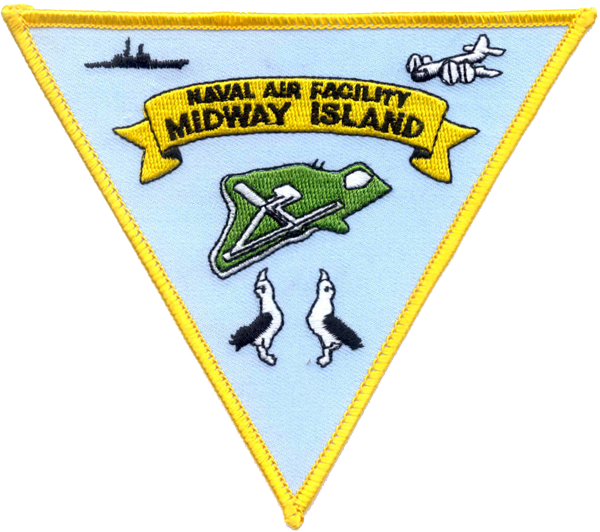 NAF Midway Islands