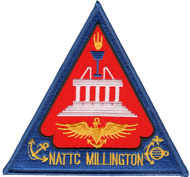NATTC (Staff) Millington, TN, Naval Air Technical Training Command (Staff)