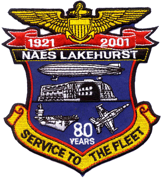 NAES Lakehurst, NJ, Naval Air Engineering Command (NAEC)