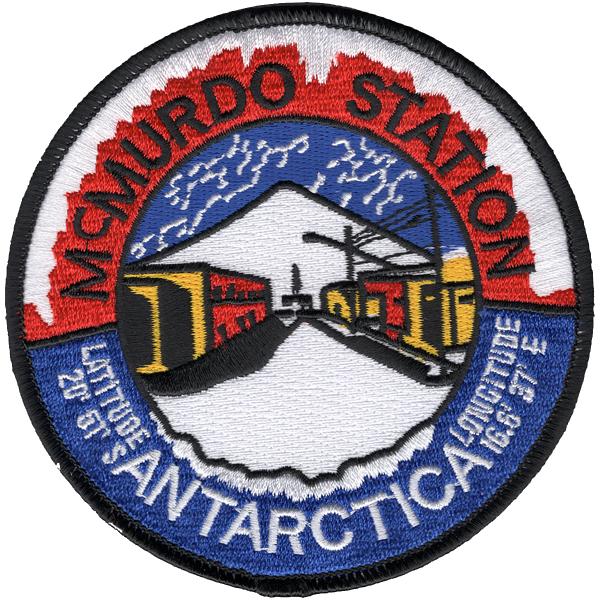 NAS McMurdo Station
