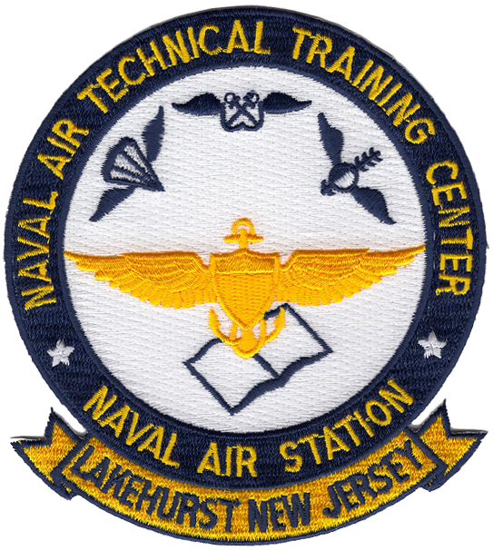 NATTC (Staff) Lakehurst, NJ, Naval Air Technical Training Command (Staff)