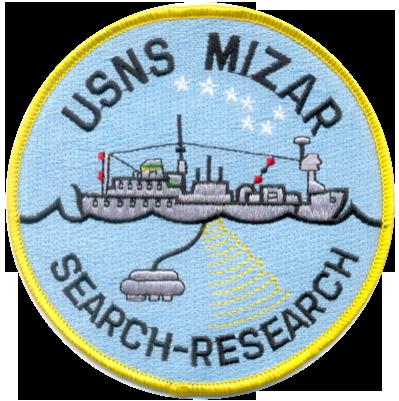 USNS Mizar (T-AGOR-11)