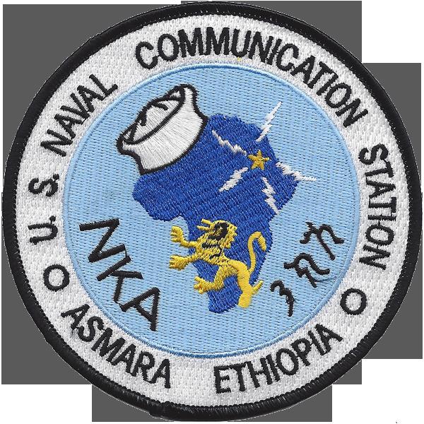 Naval Communication Station, Asmara Ethiopia