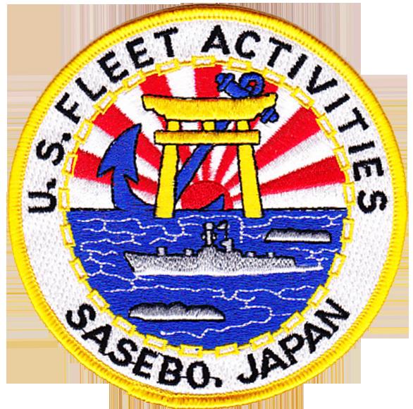 Commander Fleet Activities Sasebo, Commander Naval Forces Japan