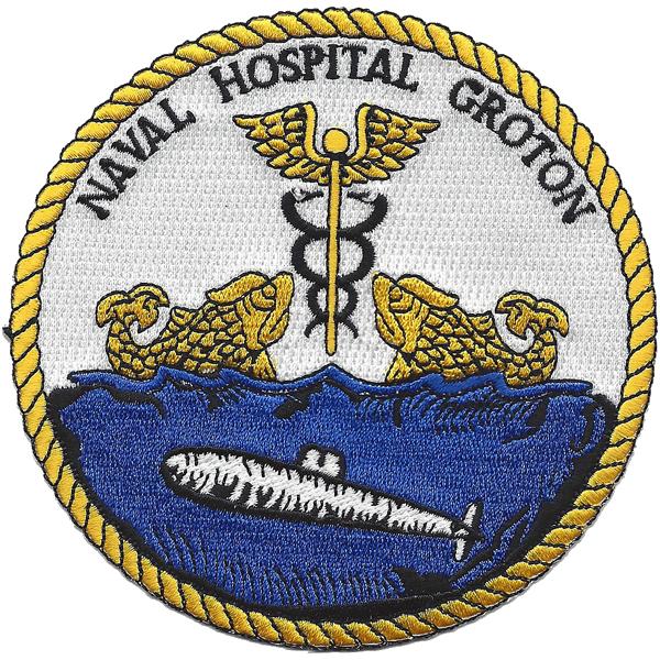 Naval Hospital Groton, CT