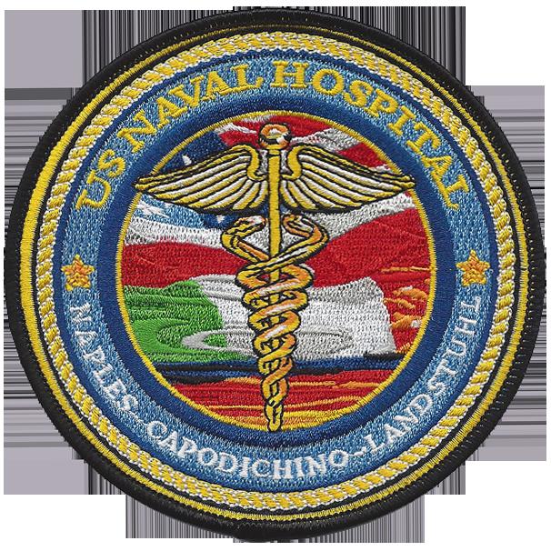 Naval Hospital Naples, Italy