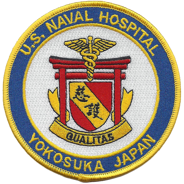Naval Hospital Yokosuka, Japan