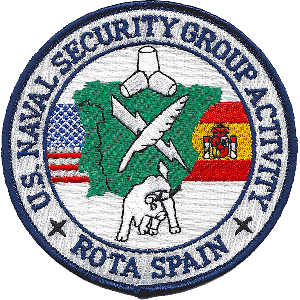 Naval Security Group Activity (NSGA) Rota, Spain