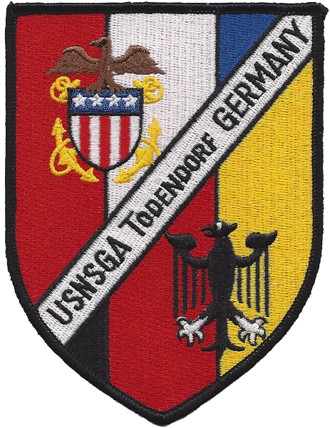 Naval Security Group Activity (NSGA) Todendorf, Germany
