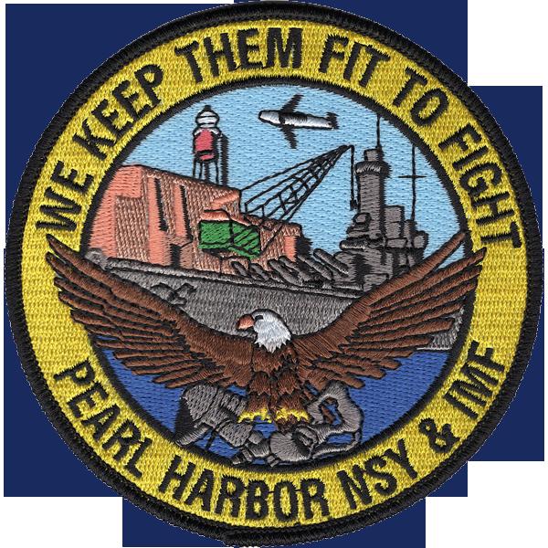 Pearl Harbor Naval Ship Yard