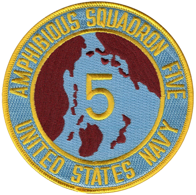 COMPHIBRON 5, Commander Amphibious Group Three (COMPHIBGRU 3)