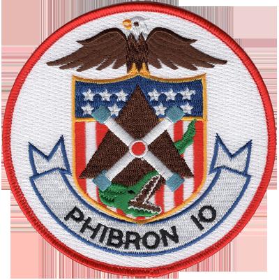 COMPHIBRON 10, Commander Amphibious Group Two (COMPHIBGRU 2)