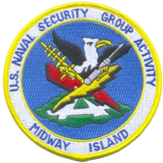 Naval Security Group Detachment (NSGD) Midway Island