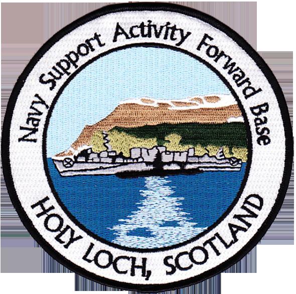NSA Holy Loch, Scotland