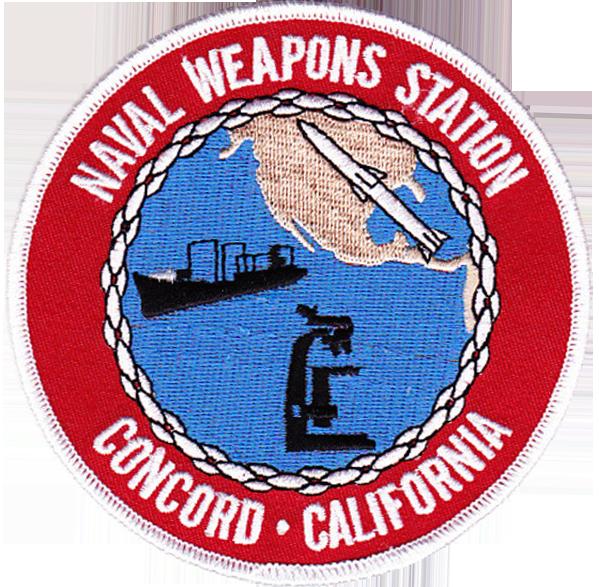 NAVWEPSTA Concord, CA