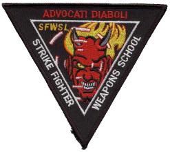 Strike Fighter Weapons School Atlantic (Faculty Staff)