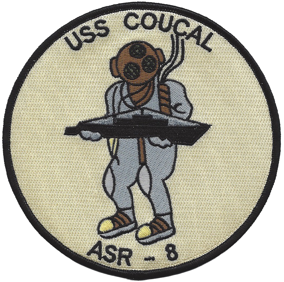 USS Coucal (ASR-8)