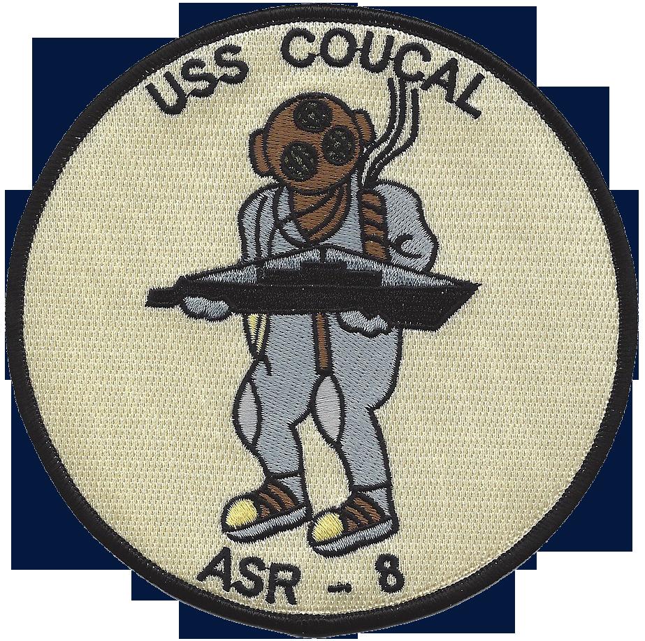 USS Coucal (ASR-8)