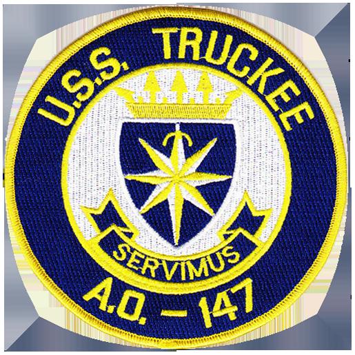 USS Truckee (AO-147)