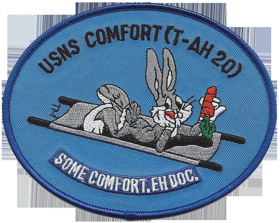 USNS Comfort (T-AH-20)
