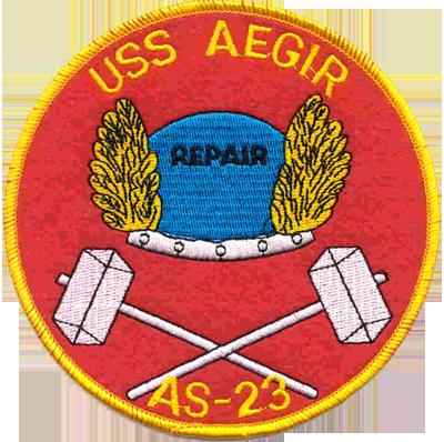 USS Aegir (AS-23)