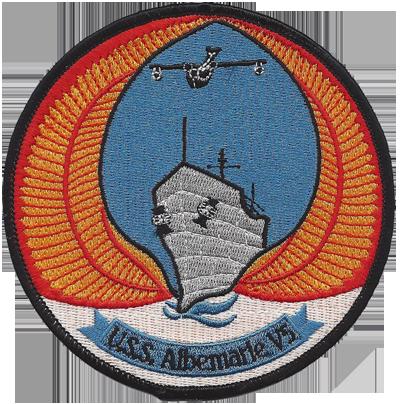 USS Albemarle (AV-5)