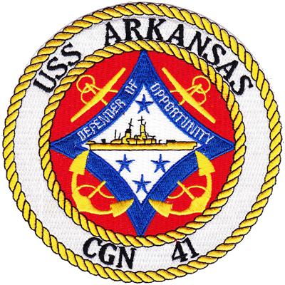 USS Arkansas (CGN-41)