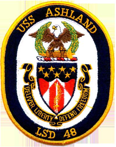 USS Ashland (LSD-48)