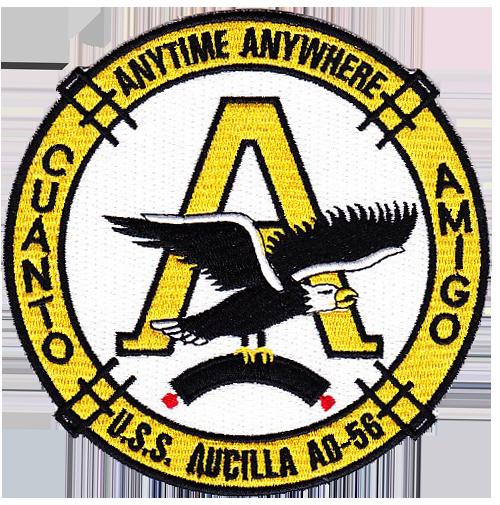 USS Aucilla (AO-56)