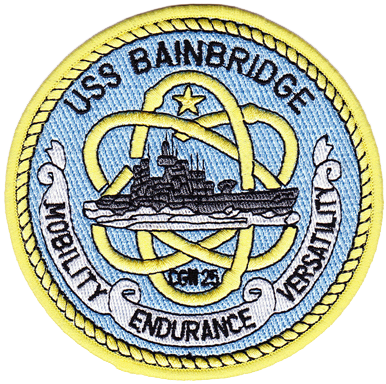 USS Bainbridge (CGN-25)