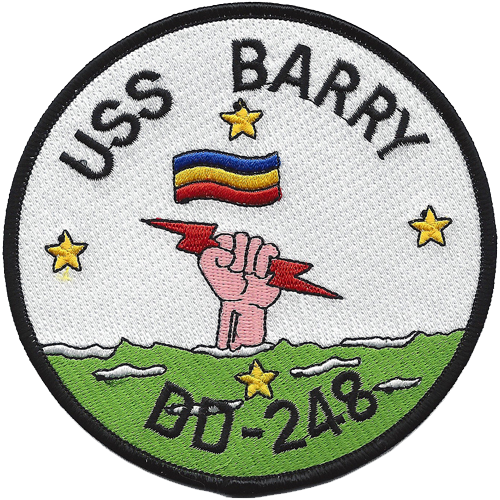 USS Barry (DD-248)