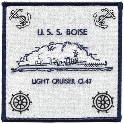 USS Boise (CL-47)