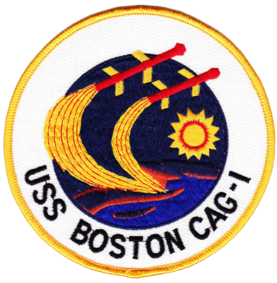 USS Boston (CAG-1)