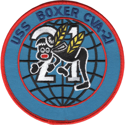 USS Boxer (CVA-21)